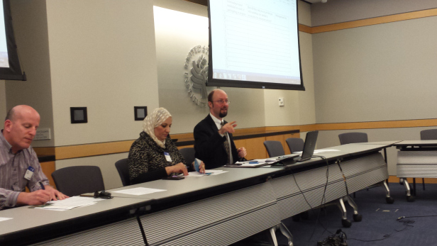 USIP Forum on Networked Impact of International Education for Peace